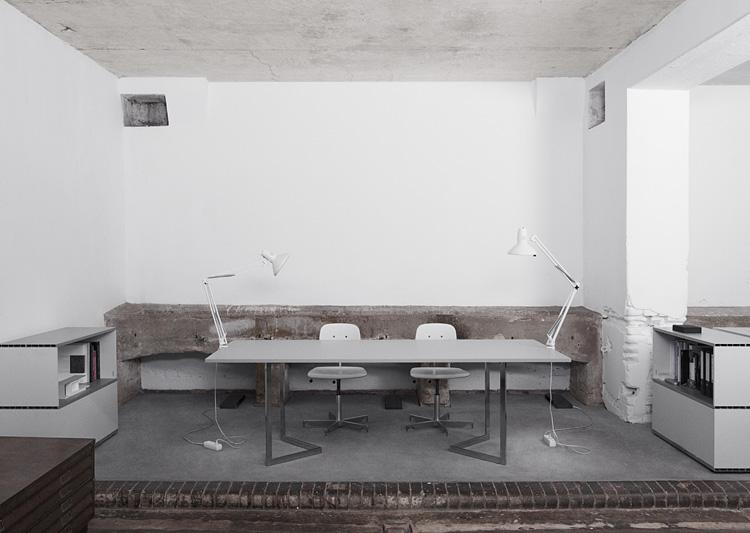 Muh Umbau 1 | Kuhstall Arbeitsplatz