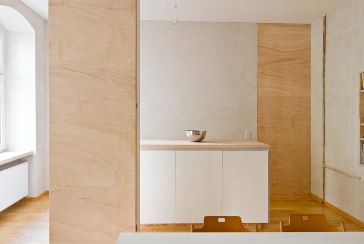 MUH | Büroerweiterung | Küche