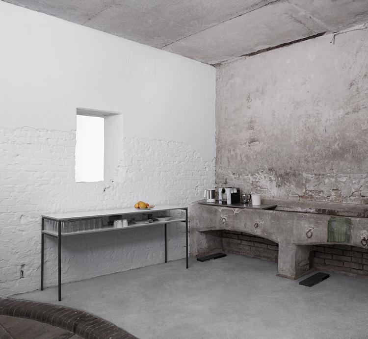 Muh Umbau 1 | Materialien Wände